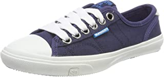 Superdry Low Pro Sneaker Womens Sneakers Navy