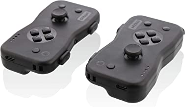 Nyko Dualies - Pair of Motion Controllers with Included USB Type-C Charging Cable, Joy-Con Alternative for Nintendo Switch