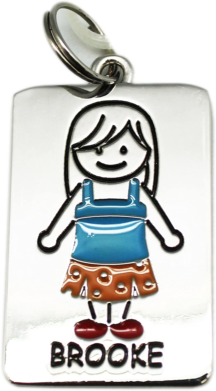 New popularity Ganz Kids Tag Ranking TOP20 Charms - and Necklace My BROOKE Keyring