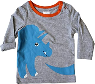 Baby Boys' L/S Dinosaur Top