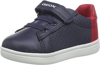 Geox B Djrock Boy B, Sneakers Basses Garçon