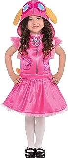 Nickelodeon Paw Patrol Childrens Costume Skye 3T- 4T