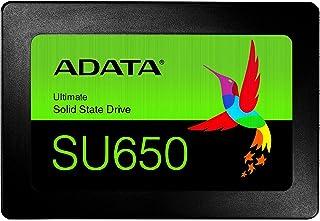 """Adata, Adata Su650 520/320 MB, SSD Kart, 2.5"""", 4713218461155, ADATA SU650 120GB 520/320MB/s SSD"""
