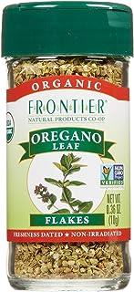 Frontier, Oregano Leaf Organic, 0.36 Ounce