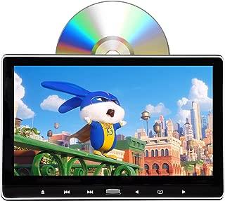 2020 11.6 Inch 1080P HD Digital Multimedia Monitor Super-Thin Car Headrest DVD Player, Eonon Headrest Monitors with HDMI Port and Remote Control USB and SD-L0318