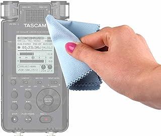 DURAGADGET Gamuza Limpiadora para Grabadora Digital Portátil Tascam DR-100MKIII, Tascam DR-22WL, Tascam DR-44WL, Tascam DR-05 V2
