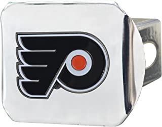 FANMATS NHL Mens Color Hitch - Chrome