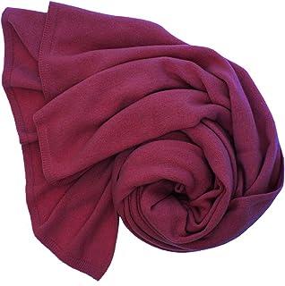 Kamea Damen Schal 80% Wolle, Macerata, Frascati, Gorycja, Herbst und Winter Schal, XXL Schal, Geschenk für Frauen