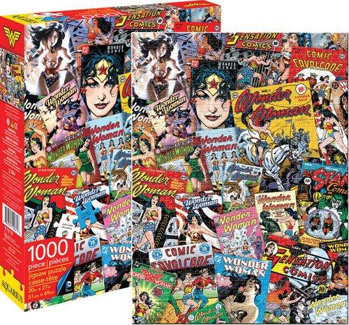 AQUARIUS DC Comics- Wonder Woman 1000PC Puzzle