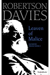 Leaven of Malice (Salterton Trilogy Book 2) Kindle Edition