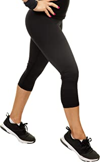 Auu High Waist Yoga Capri
