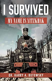 I Survived: My Name is Yitzkhak