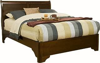 Alpine Furniture Chesapeake Sleigh Bed, Full