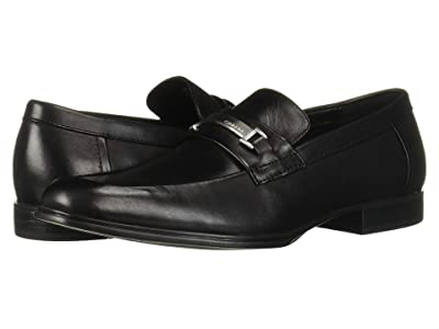Calvin Klein Dale (Black Crust Leather) Men