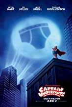 Captain Underpants POSTER 27x40 Original D/S Movie Poster