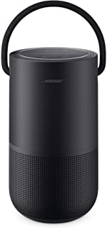 Bose 829393-4100 Portable Smart Speaker;water-resistant design with Spacious 360° Sound;Bluetooth;Wi-Fi and Airplay 2 - Tr...