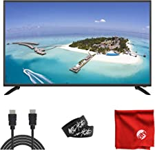 Sansui 43-Inch 1080p FHD DLED Smart TV (S43P28FN) Slim, Lightweight, Built-in HDMI, USB, High Resolution, Digital Noise Re...