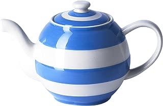 blue and white cornish kitchen ware