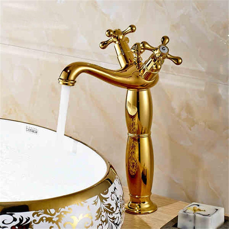 Lvsede Bad Wasserhahn Design Küchenarmatur Niederdruck Messing Zweirad Aufsatzwaschbecken Bad Wasserhahn Waschbecken Mischbatterie G2241