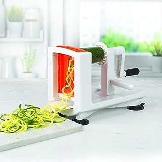 Goodcook 10806 Veggie Spiralizer with interchangeable blades, 6
