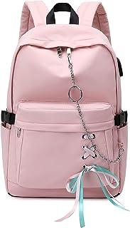 Joymoze Classic Backpack for Women Stylish School Backpack for Teen Girl