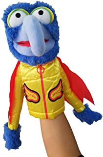 The Muppet Show 38Cm Gonzo Puppets Hand Plush Toy Doll Stuffed