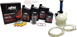 seadoo 4 tec oil pump
