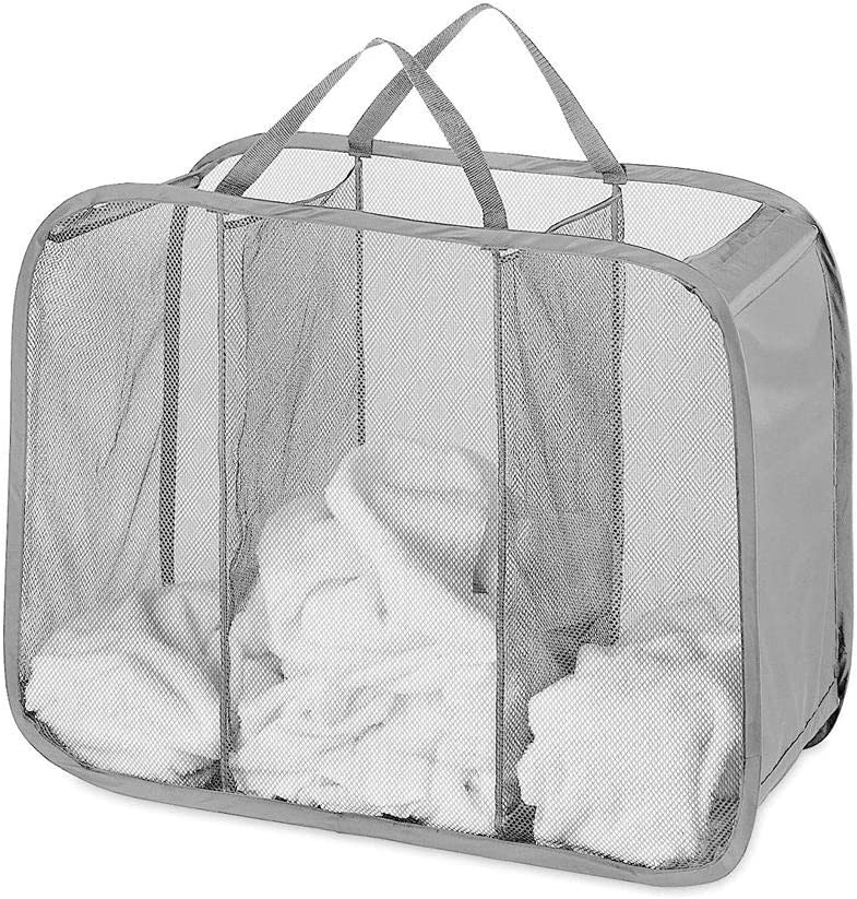 OCM Deluxe Sorting Max Special price for a limited time 89% OFF in Gray Hamper