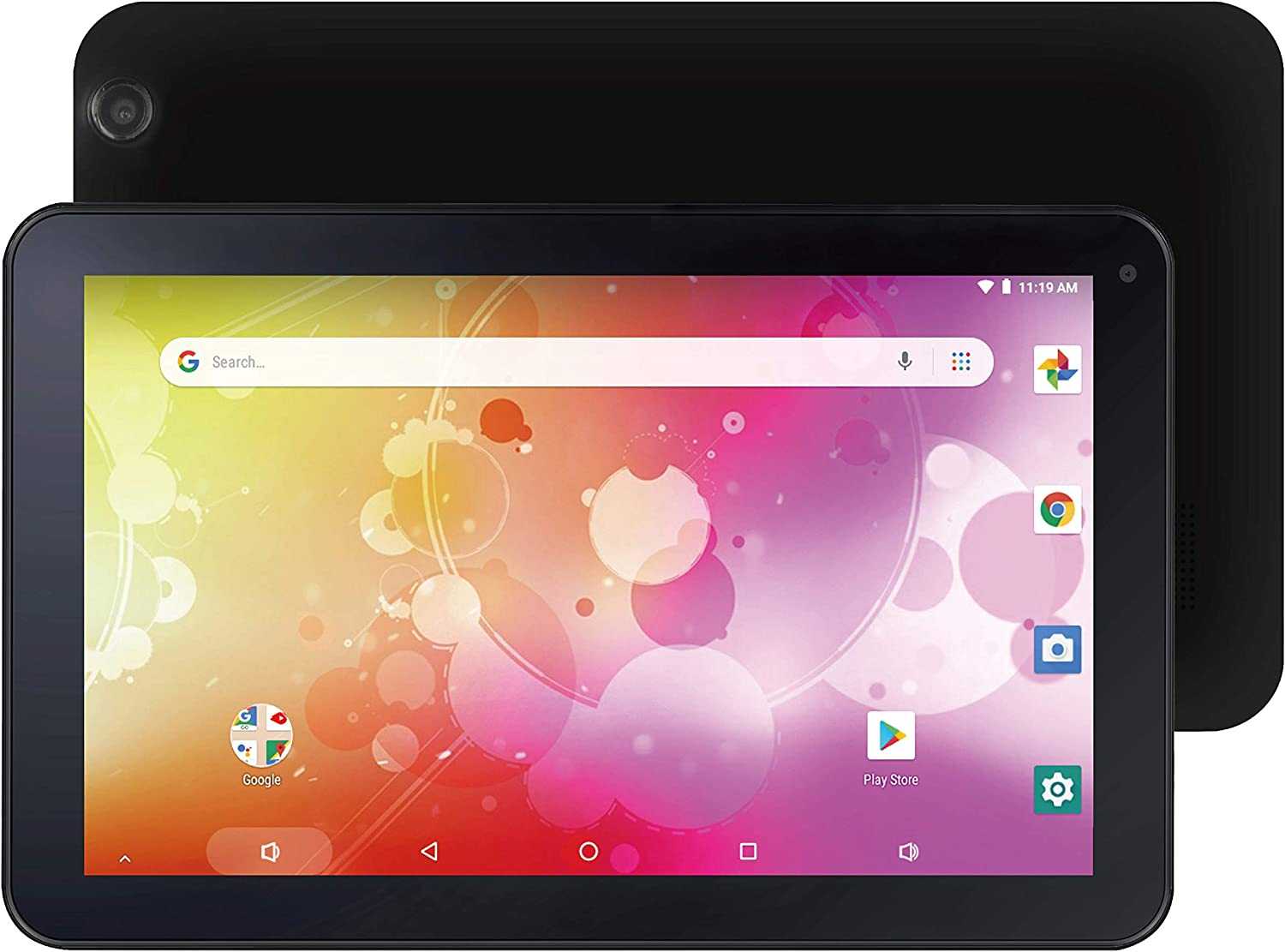 """SuperSonic SC-2110 10.1"""" Jacksonville Mall Android 10 Quad with RA Tablet Core Tampa Mall 2GB"""