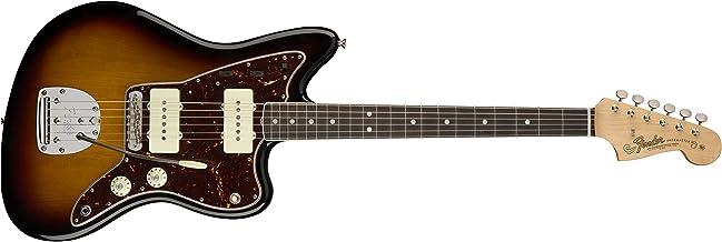 Fender American Original '60s Jazzmaster RW 3-Color Sunburst w/Hardshell Case
