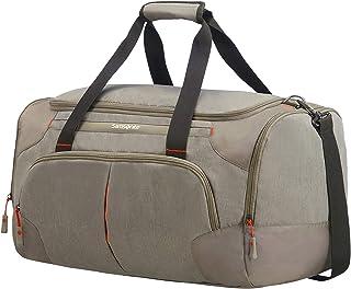 Samsonite 75255/1853 Rewind Wheeled Duffle Bag, 55 Centimeter, Taupe, 54L