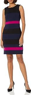 Tommy Hilfiger Women's Scuba Crepe Sheath Dress