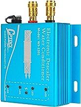 Elektronische waterontkalker Ontkalker Conditioner voor koperen PVC-buis, aluminiumlegering Shell-sluiting