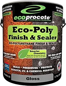Eco-Poly Polyurethane Sealer & Floor Finish