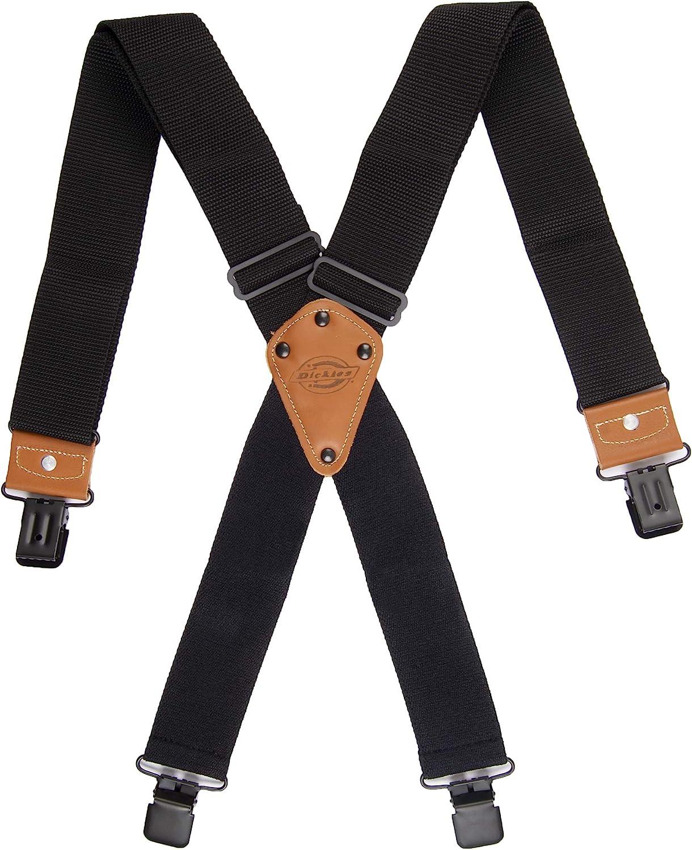 Dickies Men's New color Discount is also underway Industrial Suspenders Strength