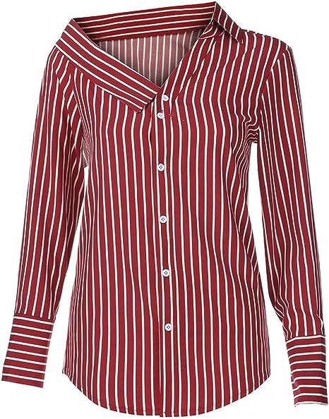 T T Store - Blusa Sexy con Hombros Descubiertos para Mujer ...