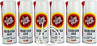 6x FLUID FILM AS-R roestbescherming corrosiebescherming holle ruimte afdichting roestwerend middel Corrisiebescherming hol...