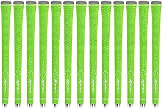 Karma Neion II Standard 13 Piece Golf Grip Bundle, Green