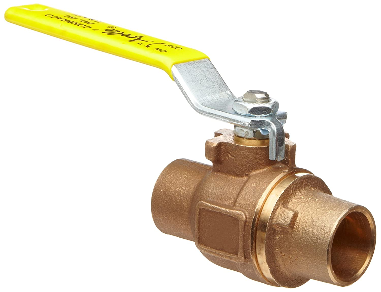 Apollo 77CLF-240 Series Bronze Ball Steel Valve New Chicago Mall life Stainless with 3