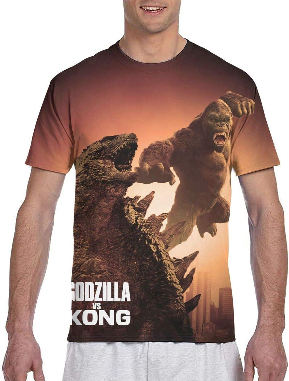Dinosaur King T Shirt Fashion Sleeve Adult In a popularity 3D Jacksonville Mall Short Print