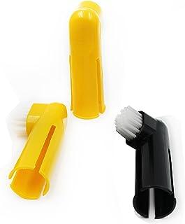 Pet Republique Cat & Dog Finger Toothbrush Nylon Set of 3