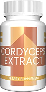 Cordyceps Extract Capsules (100 Capsules, 900 mg per Serving) (3 Capsules/Serving) by Pure Organic Ingredients, High Quality, Purest Available, Natural and Wild-Harvested, Energy Boosting*