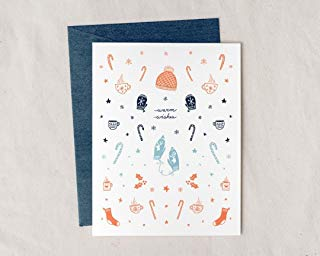 Warm Wishes - Card