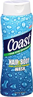 Coast Pacific Force Hair N Body Wash 18 Oz, Pack of 12