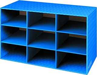 """Bankers Box Classroom 9 Compartment Cubby Storage 16""""H x 28 1/4""""W x 13""""D (3380701)"""