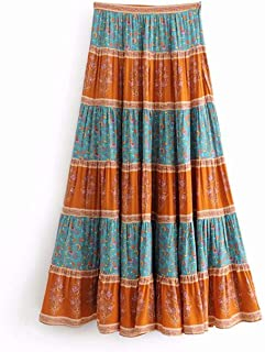1b86a2908 Amazon.es: ropa hippie - L / Faldas / Mujer: Ropa