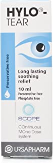 Hylo Tear 10ML - Lubricating Eye Drop Eye Sensation - 10ML