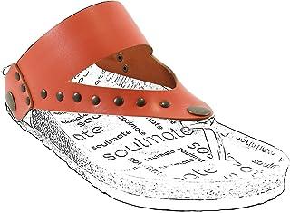 Soulmate Carmen Parmak Arası Sandalet Terlik Üst Bantı (Clove Taban Uyumlu)