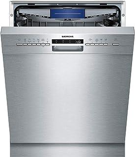Siemens iQ300 SN436S00KE lavavajilla Bajo encimera 13 cubiertos A++ - Lavavajillas (Bajo encimera, Tamaño completo (60 cm), Gris, Gris, Botones, LED)