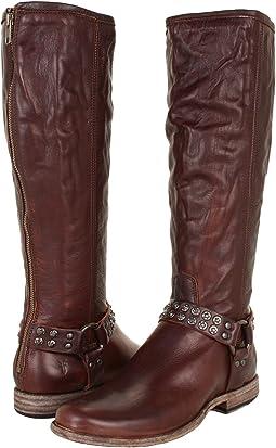 Dark Brown Soft Vintage Leather